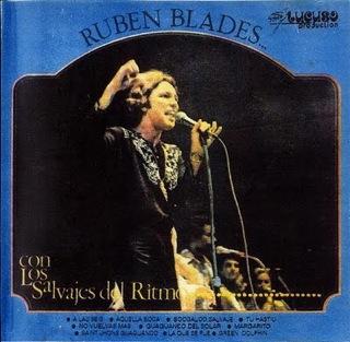 Ruben blades con los salvajes del ritmo tucuso 1001 front