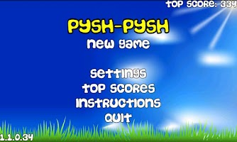 Screenshot of Pysh-Pysh