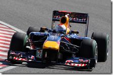 Vettel conquista la pole nel gran premio del Giappone