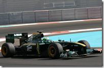 La Lotus del 2010