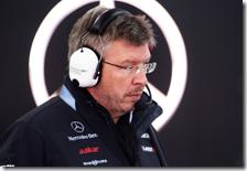 Brawn esce dal pacchetto azionario del team Mercedes
