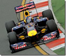 Vettel conquista la pole nel gran premio d'Australia 2011