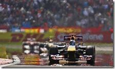 Vettel nel gran premio della Turchia 2011