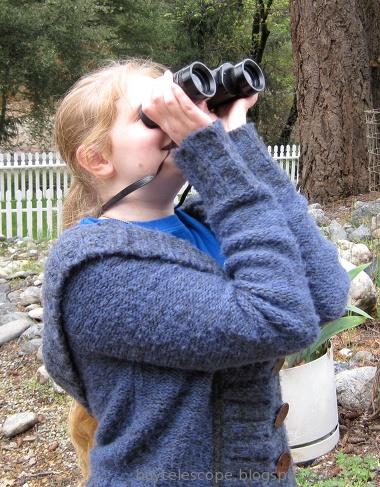 hand held binoculars