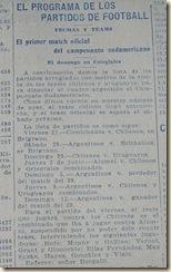 Programa 1910