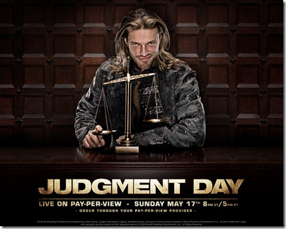 5 Judgment Day 2009
