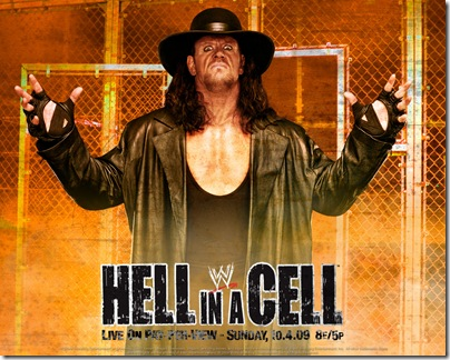 11 Hell in a Cell 2009