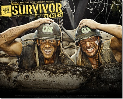 13 Survivor Series 2009