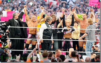 30 Hart Family WrestleMania XXVI