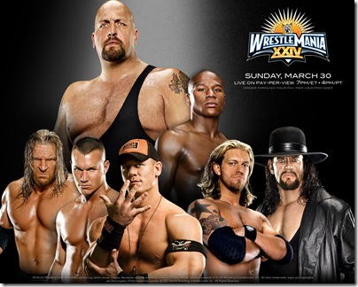 3 WrestleMania 24 2