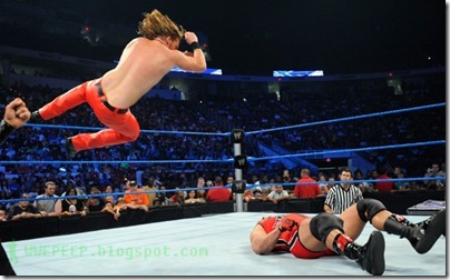 Curt Hawkins - Heat-Seeking Elbow