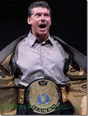 1 WWE Champion Vince McMahon