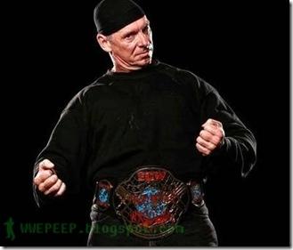3 ECW Champion Vince McMahon