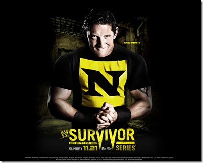 12 Survivor Series 2010