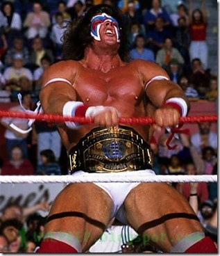 23# 03 ULTIMATE WARRIOR