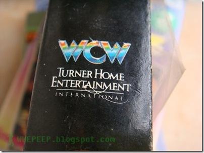 VDO VHS WWF WCW WWE 22