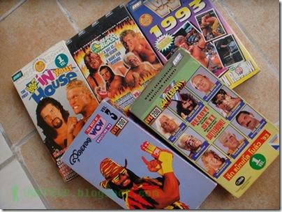 VDO VHS WWF WCW WWE 1.2