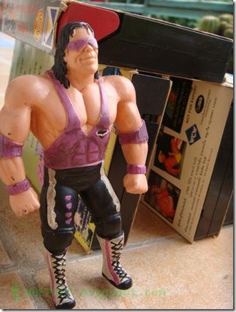 VDO VHS WWF WCW WWE 24