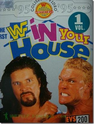 VDO VHS WWF WCW WWE 16