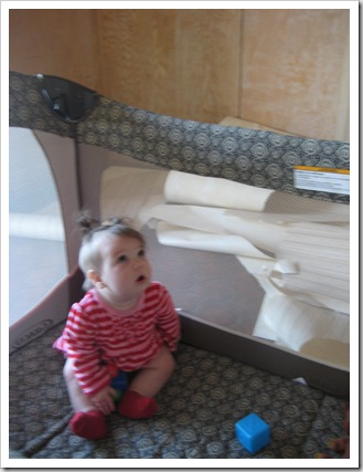 Eloise 8 months and Moving to Hazel 312