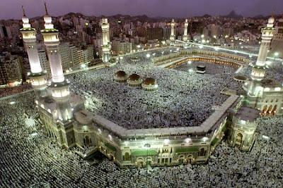 grand mosque mecca soudi arabia photo 2 Kumpulan SMS Ucapan Selamat Lebaran Hari Raya Idul Fitri 2012