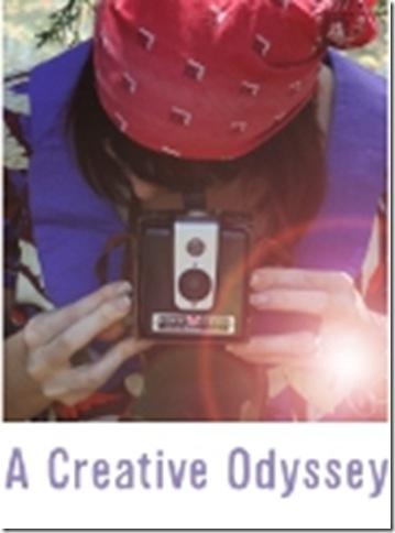 A Creative Odyssey Button 2
