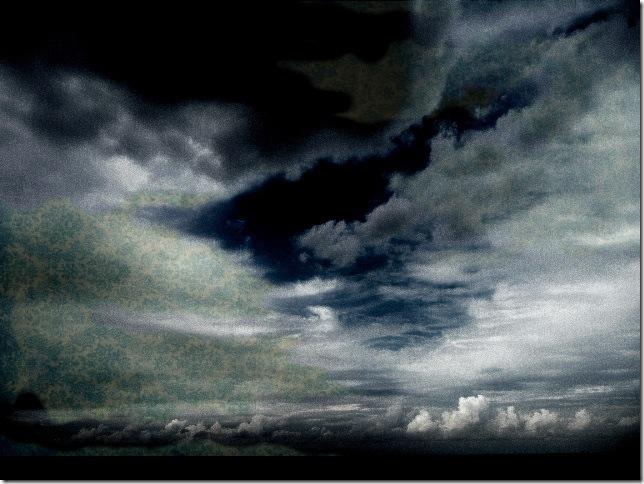 Sandra Kane - My Sky is Torn III