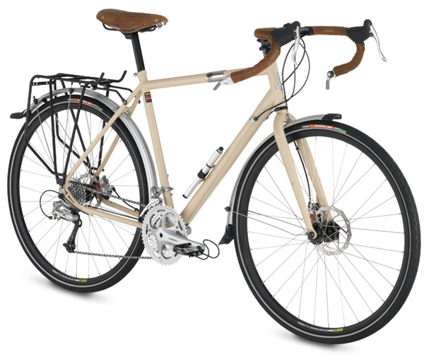 Raleigh Sojourn