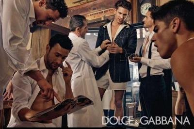 Dolce & Gabbana Inverno 10-11 por Steven Klein (6)