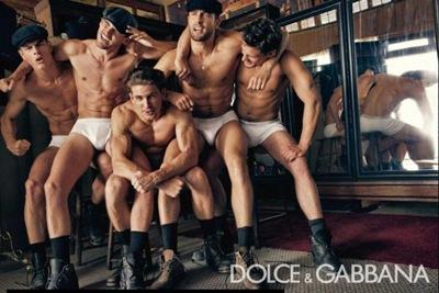 Dolce & Gabbana Inverno 10-11 por Steven Klein (9)