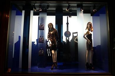 Vitrines de Paris em junho 2010 - Dior 5