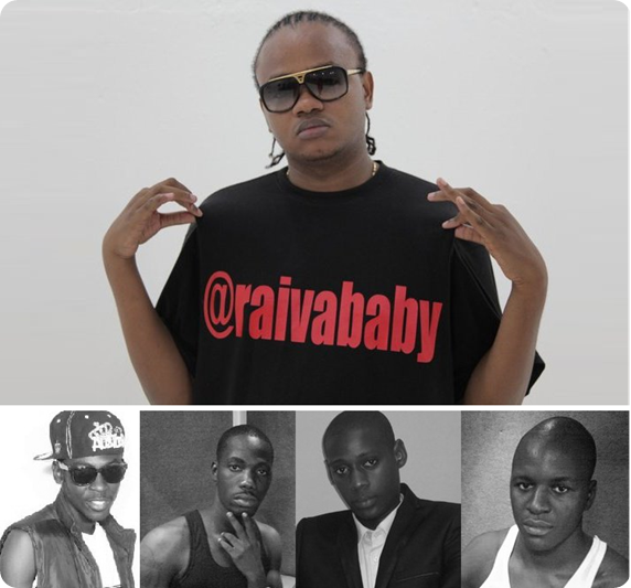 Raiva - Aleluia Feat Parrudo, Diakota, Black Sam & Alirio [Estado de Alerta]