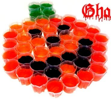 Halloween Jello Shots - Jello Shots Recipe Blog