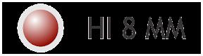 Conversão de HI 8MM PARA DVD
