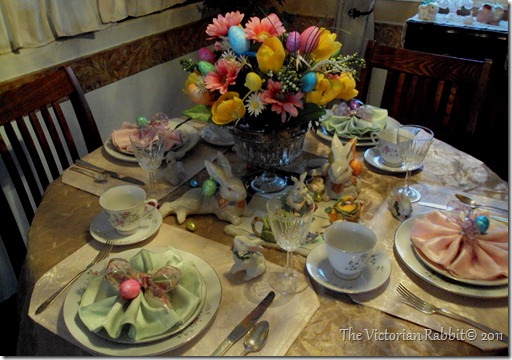 Easter table 005