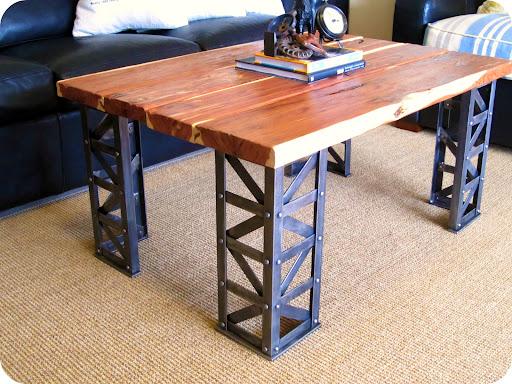 coffee tableVintage Industrial Furniture