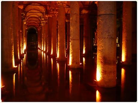 Cisternas de Constantinopla