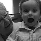 Yelling with Grandma