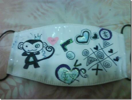 07.DIY手繪口罩