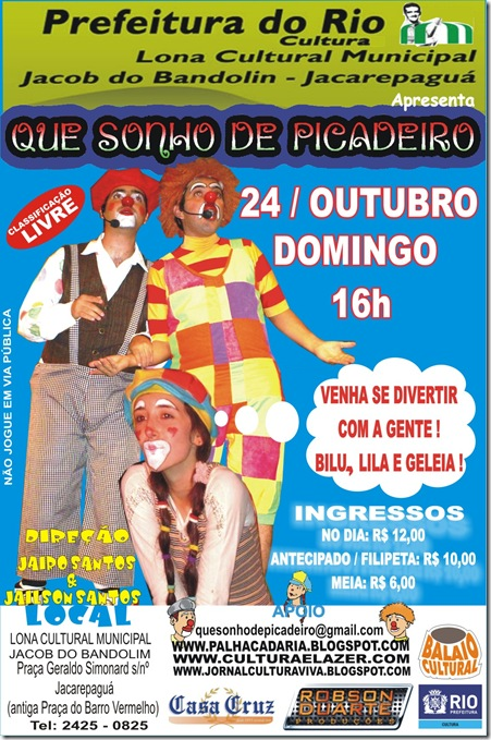Q sonho Jacarepagua