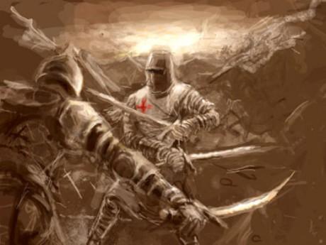 Templar+knight+tattoo