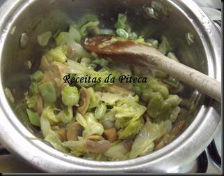 Chow mein exótico de legumes e queijo3