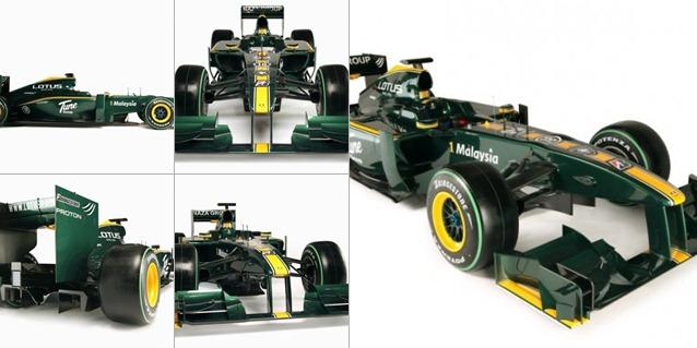 Ver Lotus T127