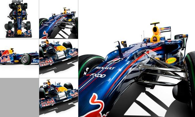 Ver Red Bull RB6