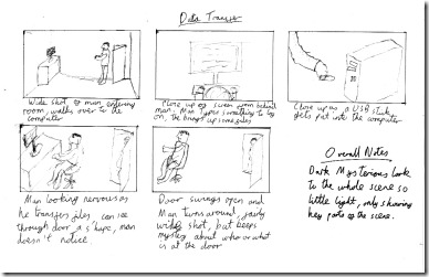 Assignment 1-Storyboard