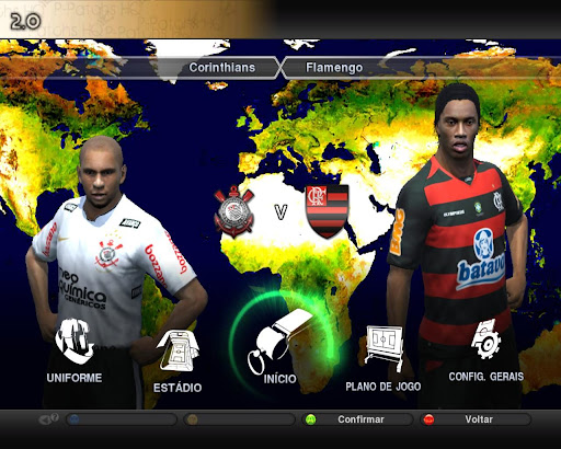 PES 2011: Download do PES Patch HQ 2.0 pes2011 patchs
