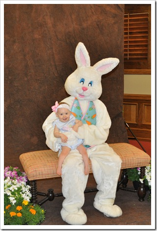 EC easter bunny