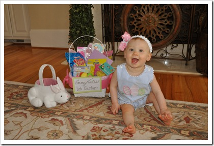 EC easter basket