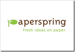 paperspring logo