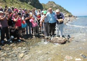 11. Geleneksel Akdeniz'den Ege'ye Dostluk ve Doğa Yürüyüşü ( 2 Mayıs 2010 )